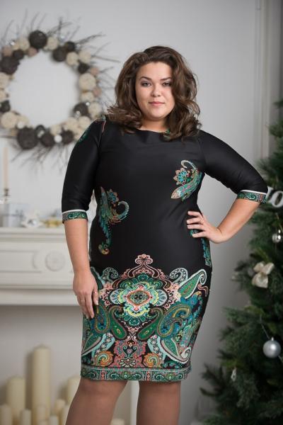 фото платья 58 размера