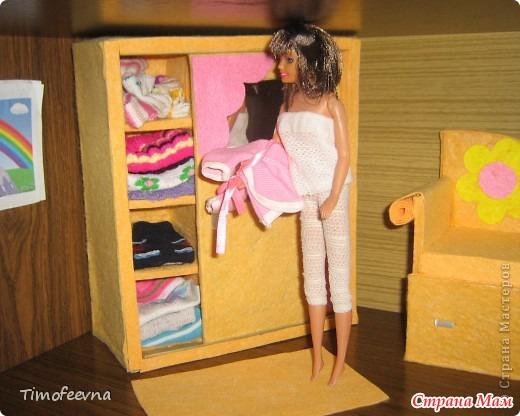 Как сделать для куклы вещи бесплатно