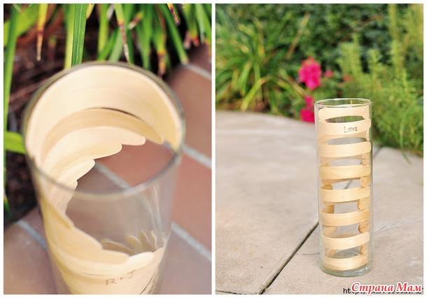 Поделки для детей палочек от мороженого