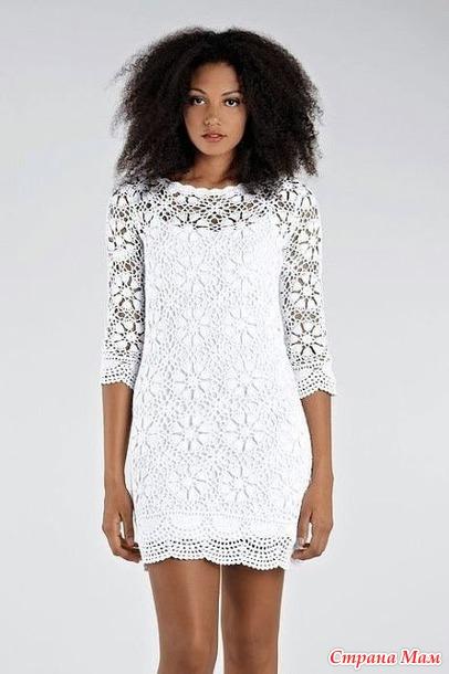 Платье туника нарядное