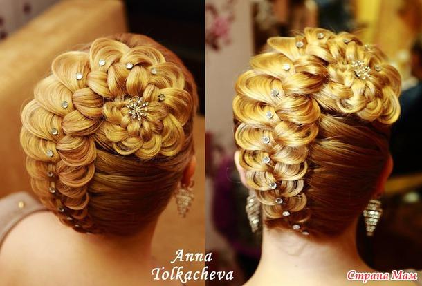 Рязань плетение кос