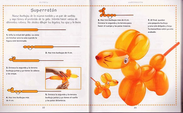 Как сделать фигуры из шаров своими руками. Пошаговые 25