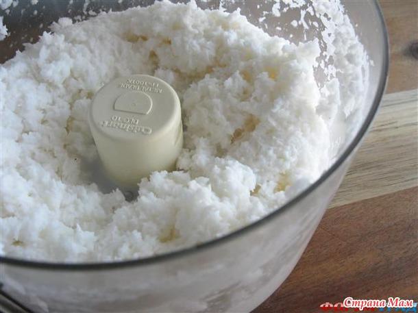 Кокосовое молоко из кокосовой стружки как сделать