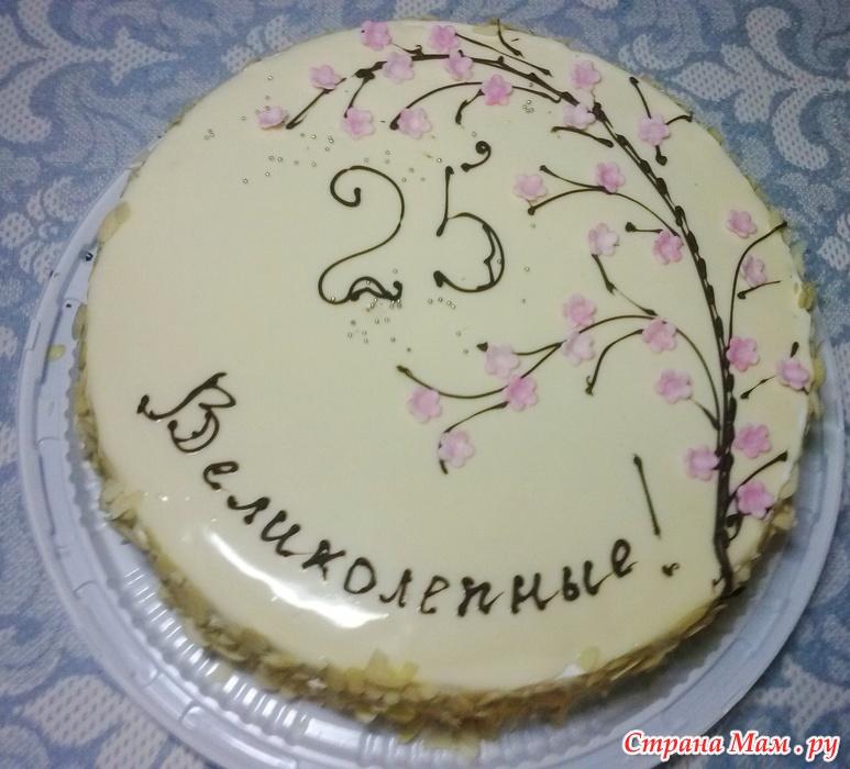 гляссаж для торта рецепт с фото пошагово