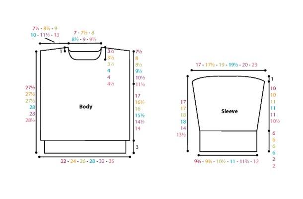Подборка пуловеров