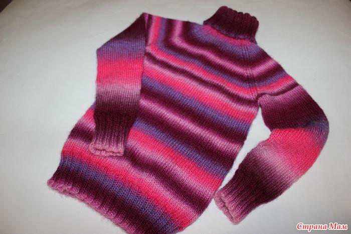 Пряжа для вязания свитера какая должна быть 90