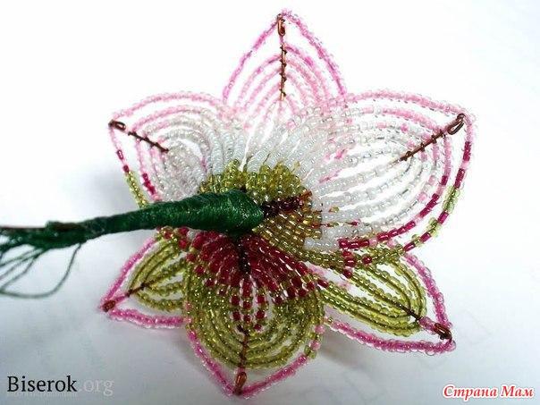 Тэги: цветы из бисера
