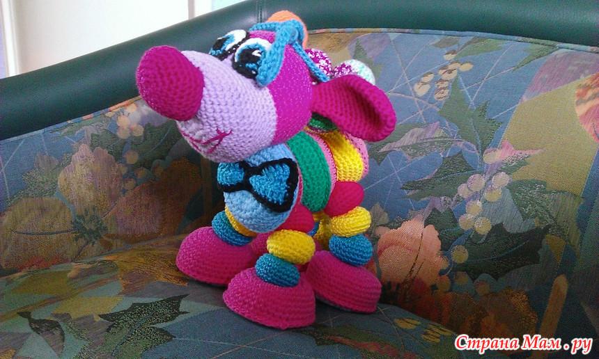 Страна мам вязание игрушек крючком