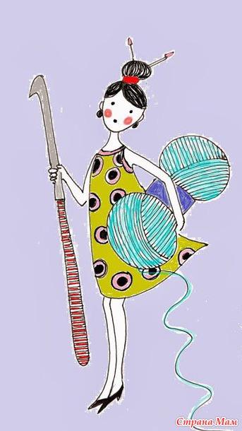 Смешные картинки для вязания