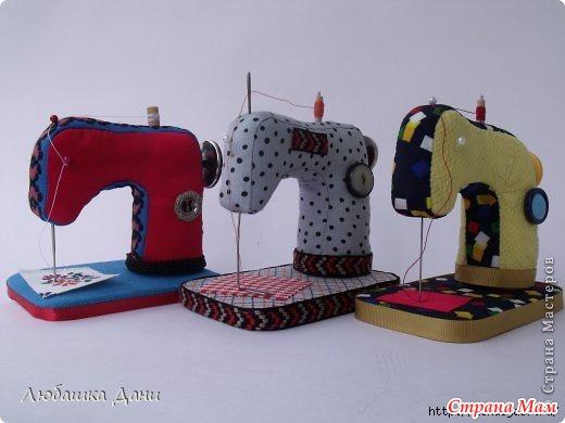 Игольница своими руками на швейной машинке