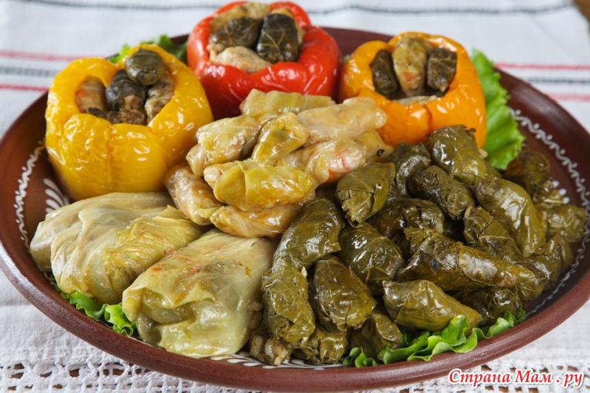 Молдавская кухня рецепты и фото