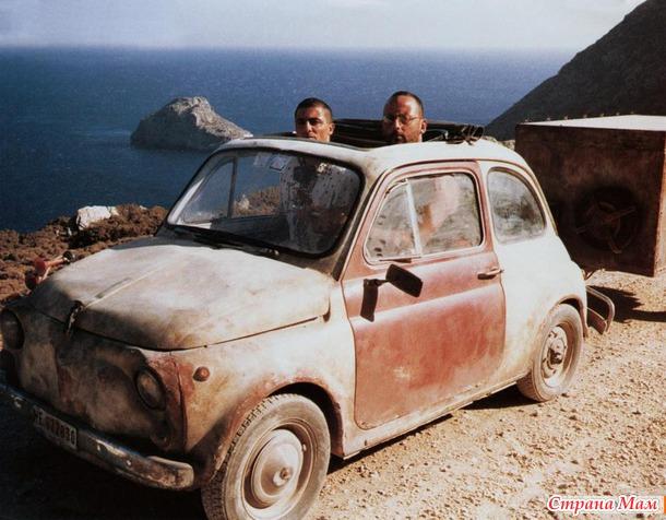 Как я провожу лето-2 Остров Аморгос