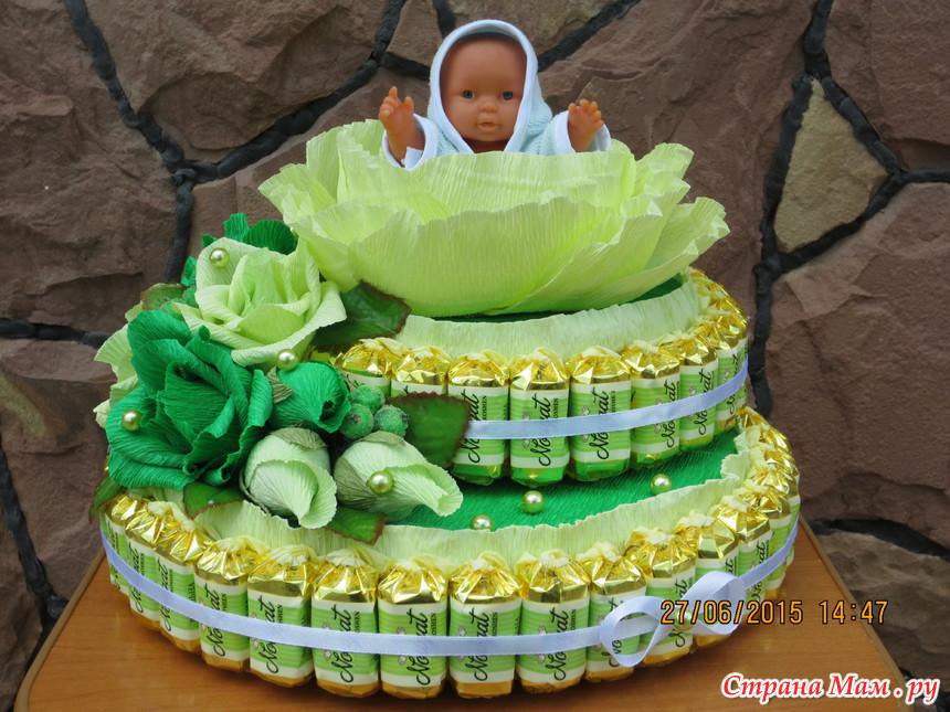 На рождение ребенка подарки своими руками на день рождения 232