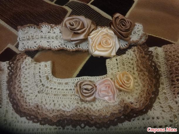 *Готовим наряды в садик к праздникам: превращение Чайной Розы в Листочек. Очень много фото!