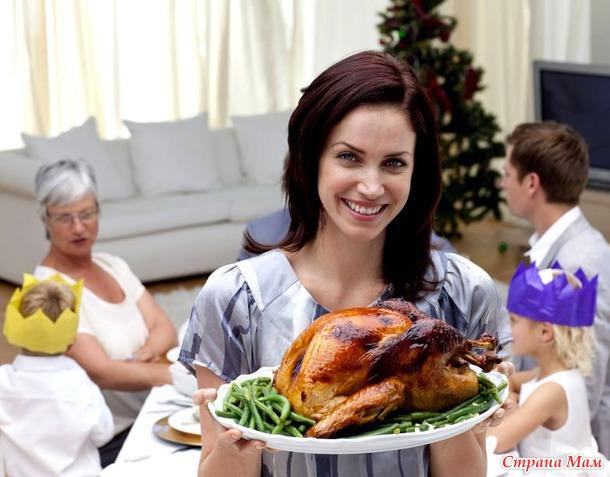 Блюда для всей семьи рецепты с фото