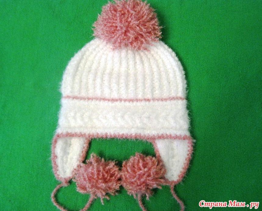 Вязание шапок от берсановой