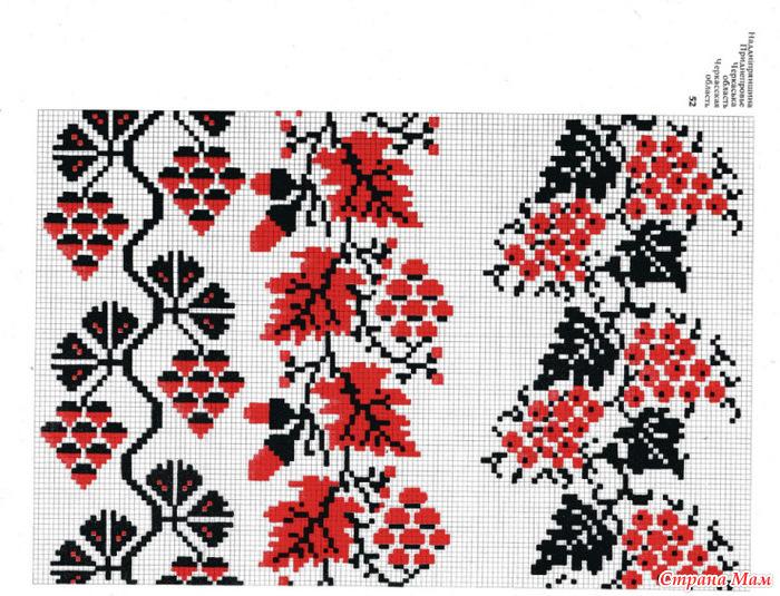 Значения вышивки с картинками 42