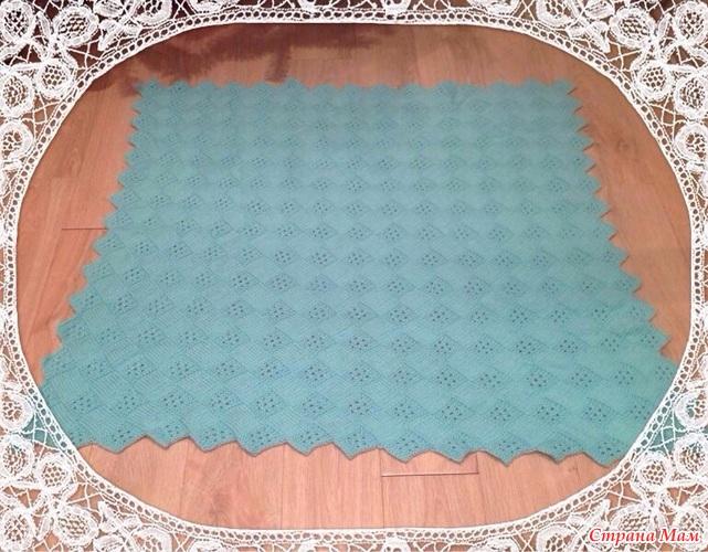 针织舒适毯子 - maomao - 我随心动