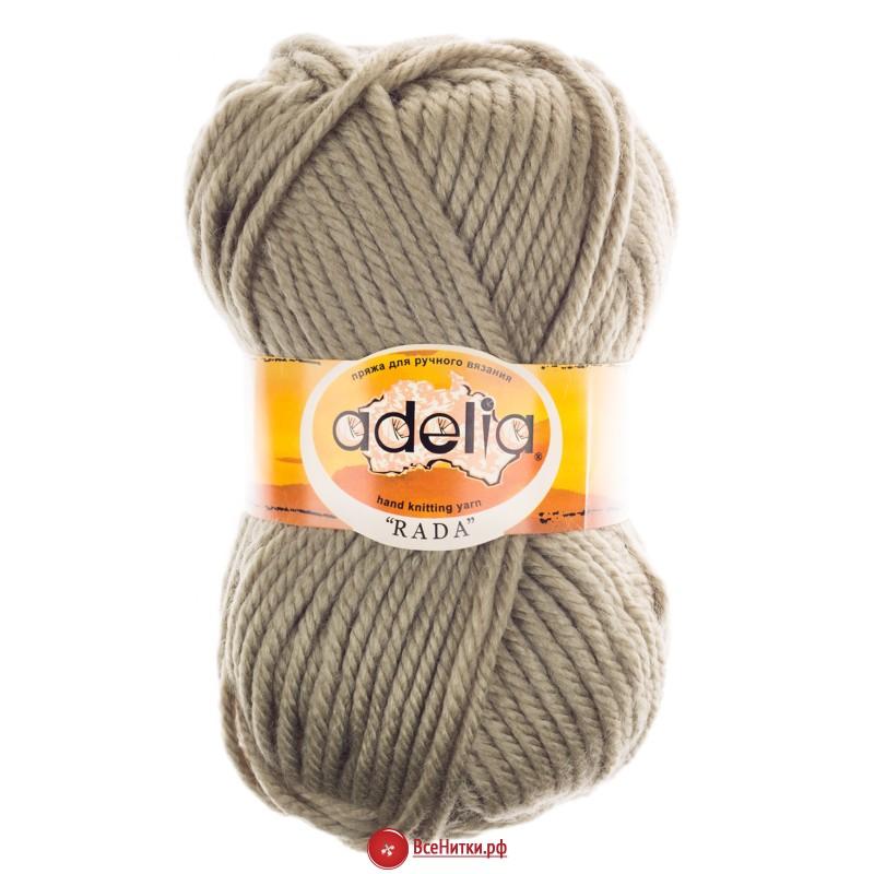 Нитки для вязания adelia