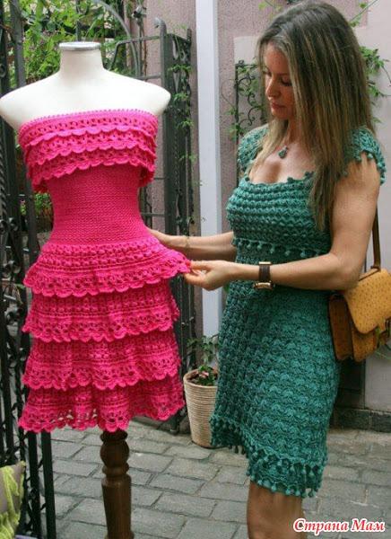 Платье  Leticia (by Vanessa Montoro). Онлайн.