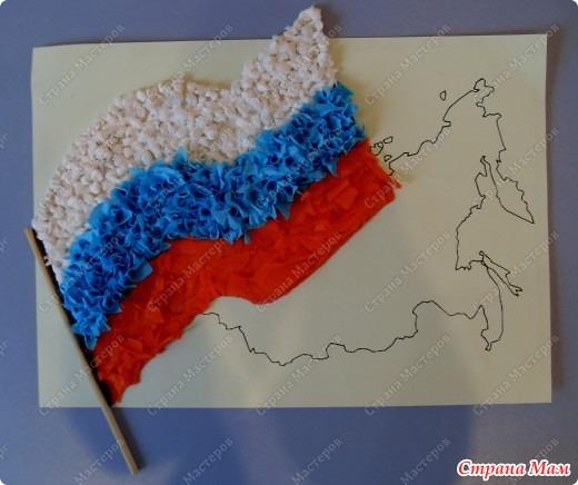 Своими руками на тему россия