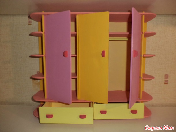 Как из фанеры сделать мебель своими руками