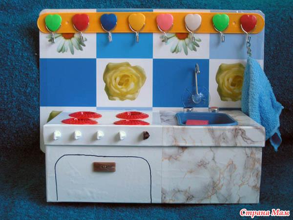 Для детей своими руками мебель