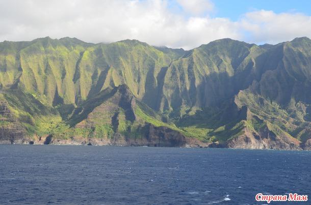 Стр.26 Гавайи,Hawai'i, Кауайи, Kaua'i. Это мой любимый день в году