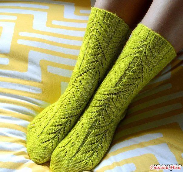 "Носочки ""нога в ногу"""