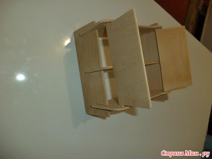 Шкафчик из фанеры видео