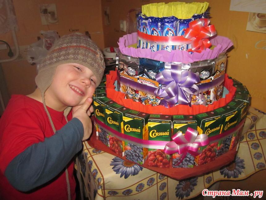 Подарки детям своими руками фото 308