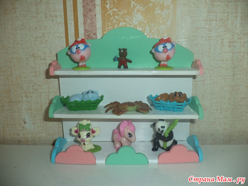Шкаф для кукол из фанеры