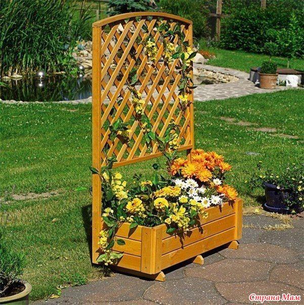 Лучшие идеи для дачи и сада своими руками фото