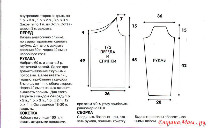 Женский Свитер Реглан От Горловины