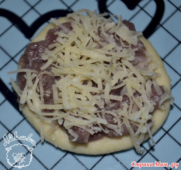 Пирог хризантема пошаговый рецепт фото