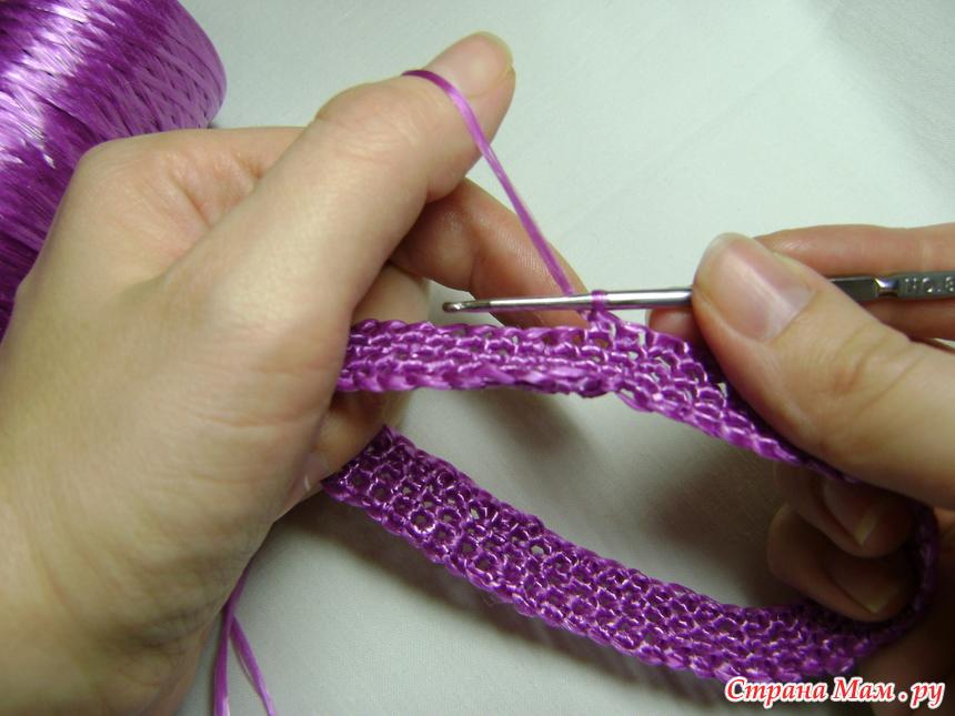 Ком ютуб вязание мочалок
