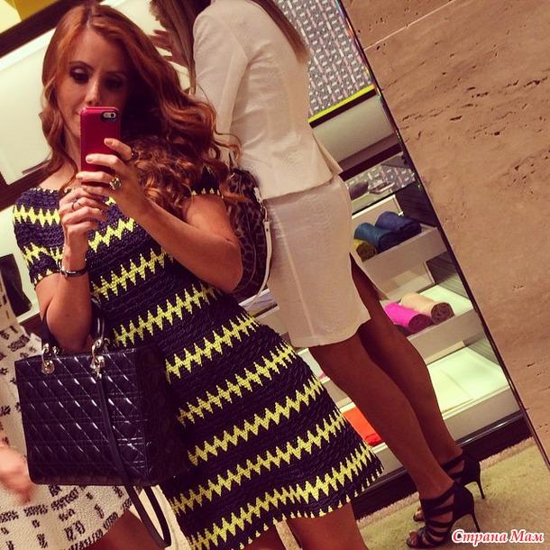 Платье HoneyBee(Пчелка)( Vanessa Montoro). Онлайн.