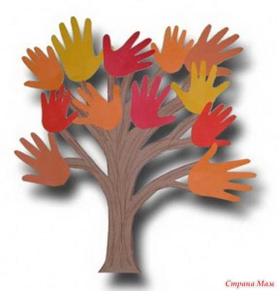 Дерево для макета своими руками из бумаги