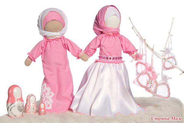 Кукла мусульманка своими руками