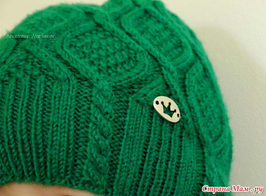 针织套装:帽+迷你脖套+手套 - maomao - 我随心动
