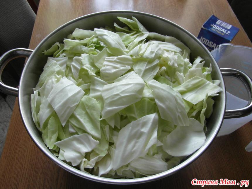 Рецепт белокочанной капусты корейски