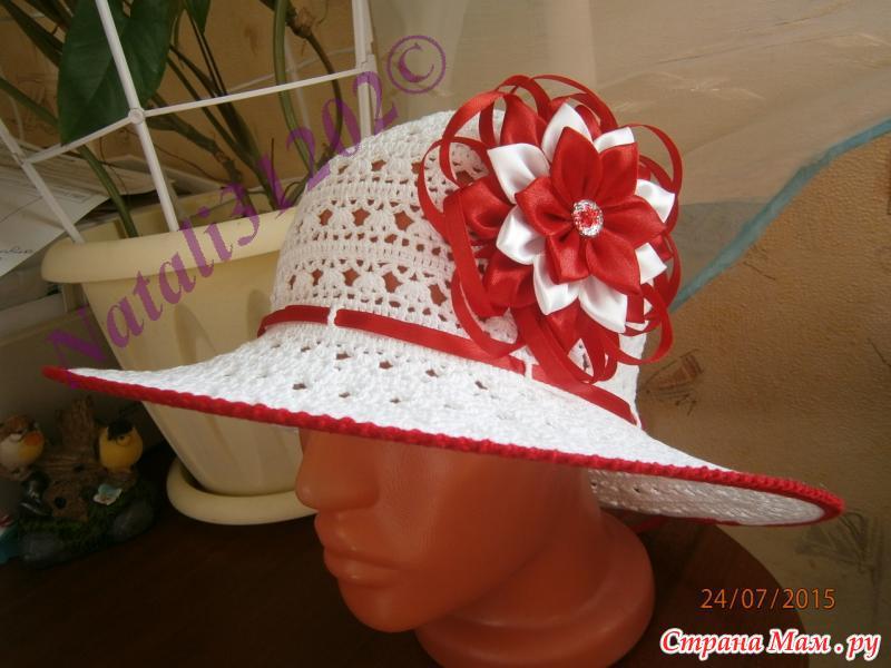 Шляпа для принцессы своими руками