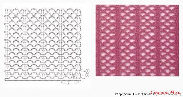 Вязание крючок кофточки страна мам 48