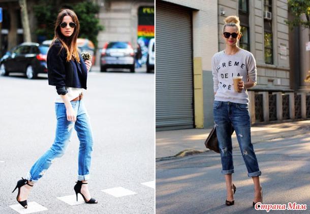 6 лёгких cпособов модно подвернуть джинсы
