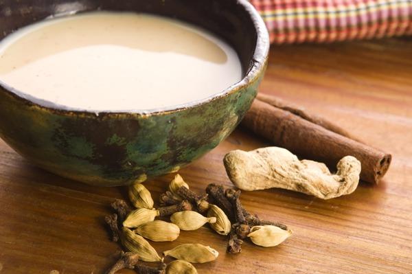Как приготовить чай по индийски