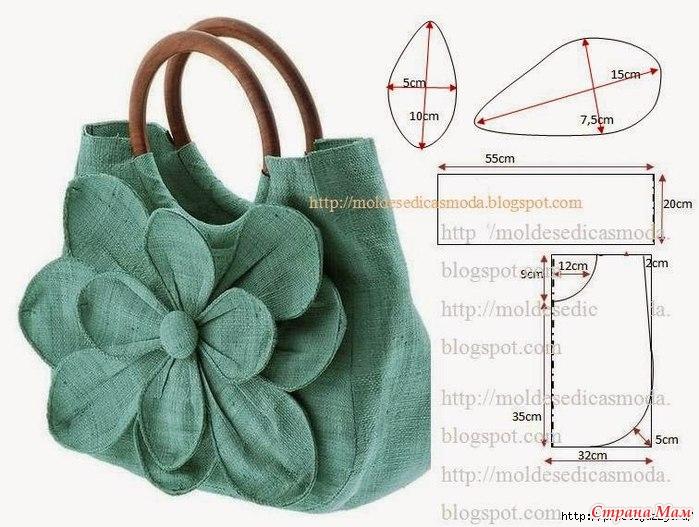 Рукоделие-сумки своими руками