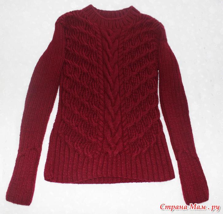 Пуловер От Iris Von Arnim