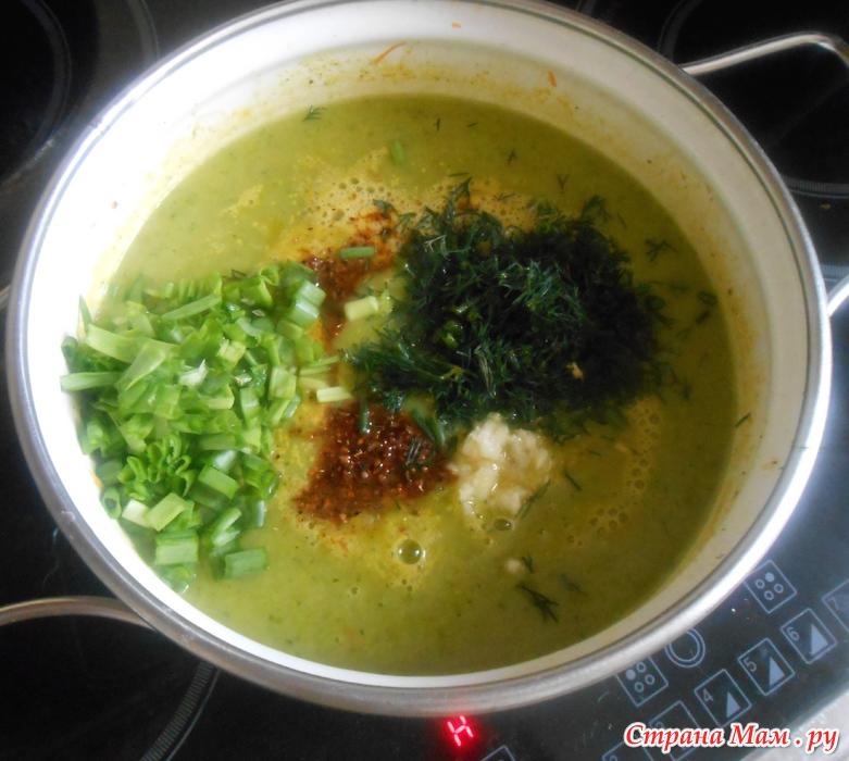 Вкусный овощной суп рецепт без мяса 138