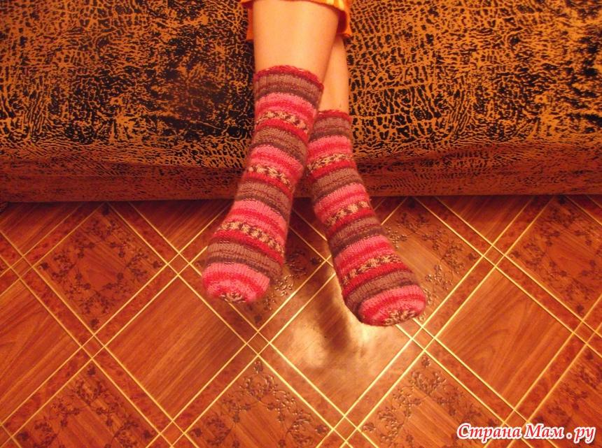 фото носки без пяток