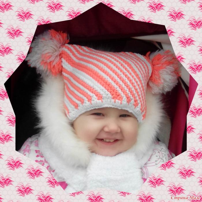 Шапка Минни Маус (Minnie Mouse) - Шапочки и панамки 35